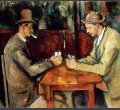 """Les Joueurs de cartes"" - Paul Cézanne - © Photo RMN-Grand Palais - H. Lewandowski."