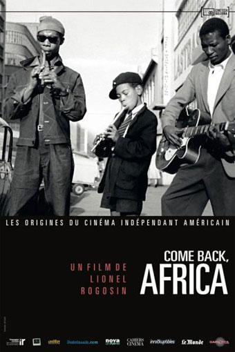 Come back, Africa © DR